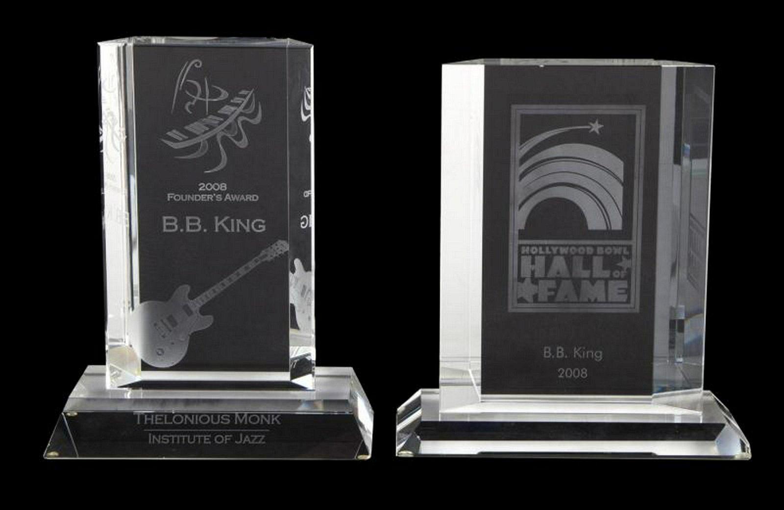 B.B. KING 2008 AWARDS