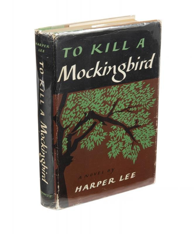 TO KILL A MOCKINGBIRD FIRST EDITION BY HARPER LEE