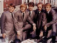 THE BEACH BOYS PHOTOGRAPHS