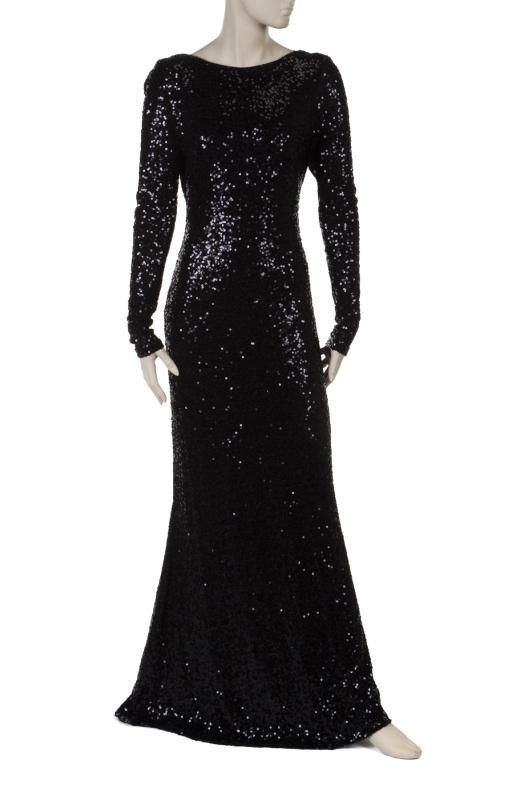 OLIVIA NEWTON-JOHN 2013 AMERICAN COUNTRY AWARDS GOWN