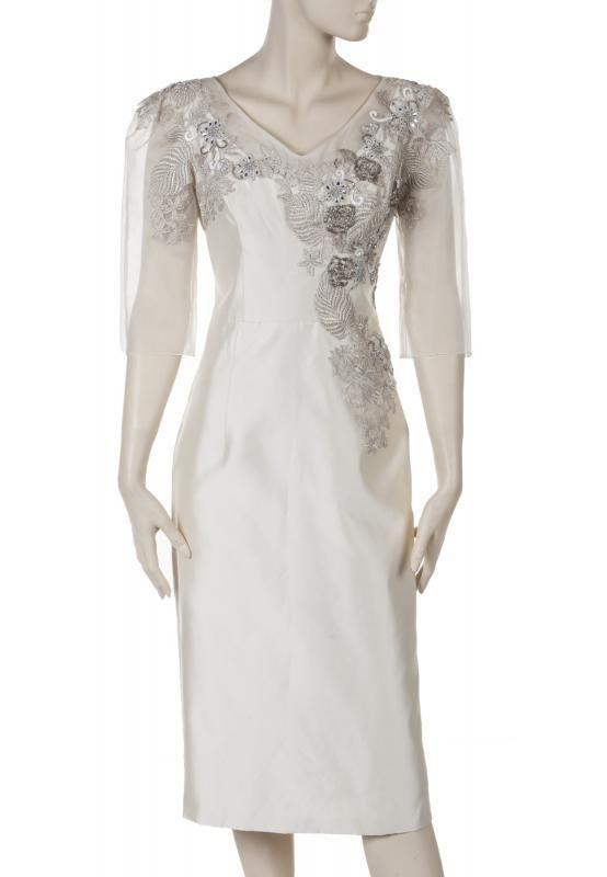OLIVIA NEWTON-JOHN EMBELLISHED DRESSES, INCLUDES EVENT