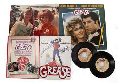 OLIVIA NEWTONJOHN GREASE COLLECTION INCLUDES JOHN