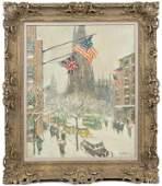 SINATRA: GUY CARLETON WIGGINS (AMERICAN, 1883-1962)
