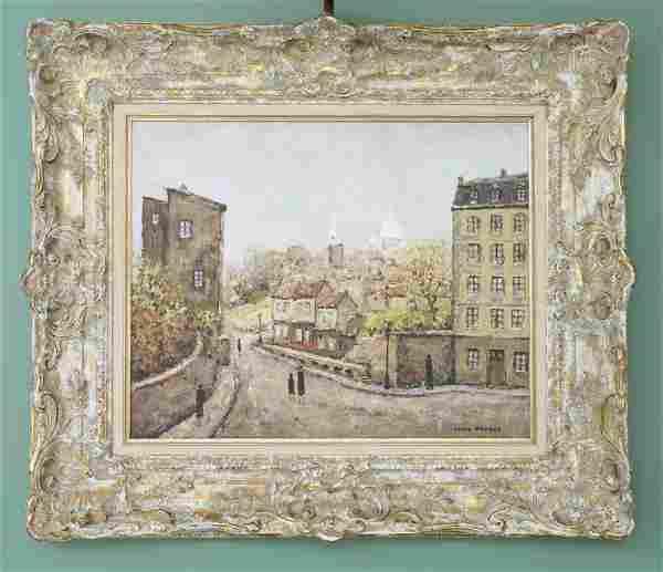 SINATRA: LOUIS PEYRAT (FRENCH, 1911-1999)