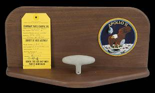 NEIL ARMSTRONG AND MICHAEL COLLINS NASA APOLLO 11 SPACE