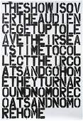 CHRISTOPHER WOOL (American, 1955) and FELIX