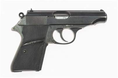 """SEAN CONNERY """"JAMES BOND"""" WALTHER PP PISTOL USED IN DR."""