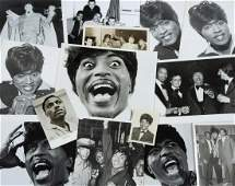 LITTLE RICHARD 1950s1970s LARGE COLLECTION OF BLACK