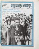 JIMI HENDRIX SIGNED 1969 ROLLING STONE MAGAZINE