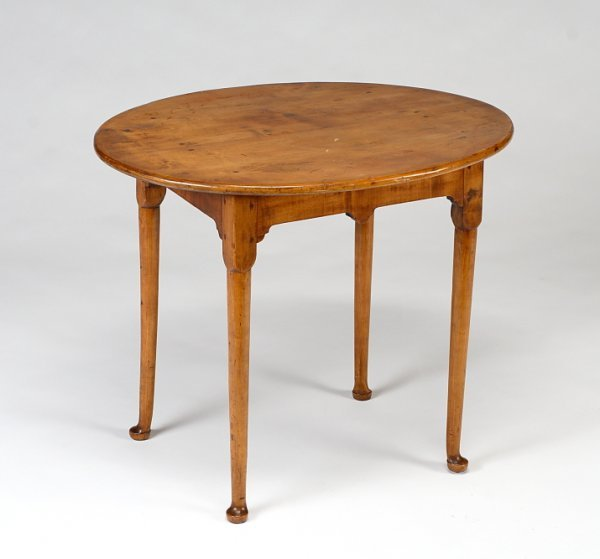 344: GEORGIAN STYLE OCCASIONAL TABLE