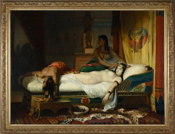665: D. PAUVERT (FRENCH, 19TH/20TH CENTURY)