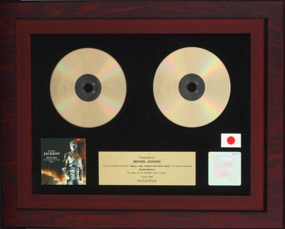 1088: MICHAEL JACKSON RECORD AWARD
