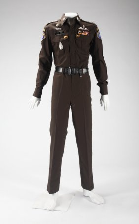 MICHAEL JACKSON THAI MILITARY UNIFORM