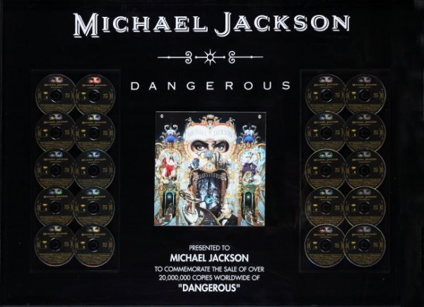 1108: MICHAEL JACKSON AWARD
