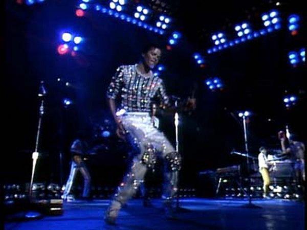 1117: MICHAEL JACKSON TRIUMPH TOUR PANTS - 2