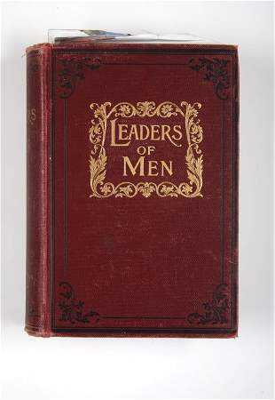 MICHAEL JACKSON SIGNED BOOK