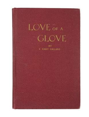 MICHAEL JACKSON'S COPY OF LOVE OF A GLOVE