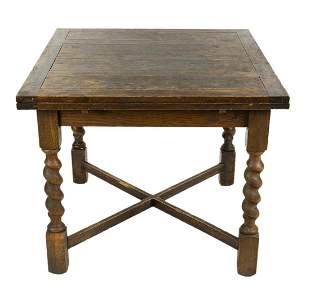ENGLISH DRAW LEAF TABLE