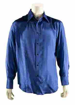 NINE BLUE DESIGNER SHIRTS