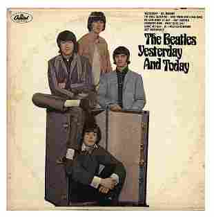 Beatles 2nd State Butcher Cover