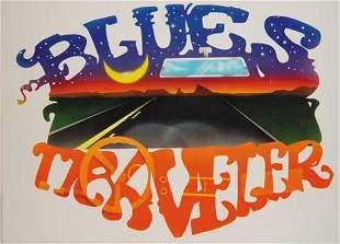 Blues Traveler Concept Art