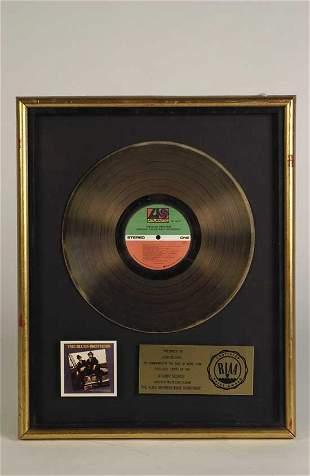 John Belushi Original Owned Record Award