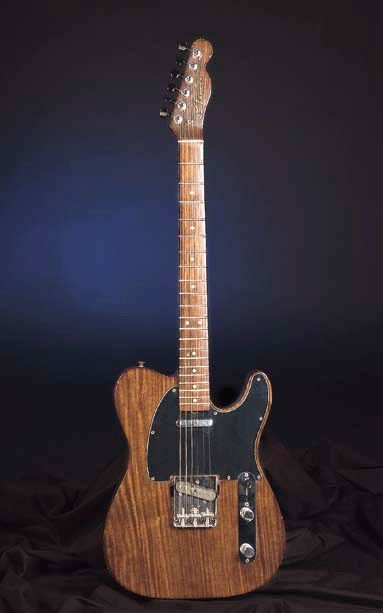 George Harrison's Let It Be Fender Telecaster