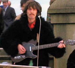 George Harrison's Let It Be Fender Telecaster - 3