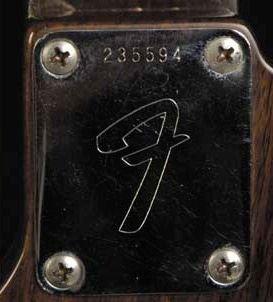 George Harrison's Let It Be Fender Telecaster - 4