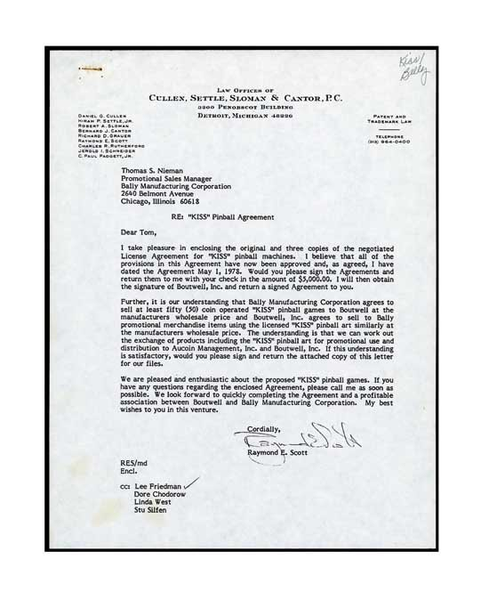 KISS Radio 1976 Document Archive (2)