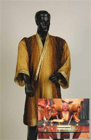 Mike Myers Goldmember Robe from Austin Powers