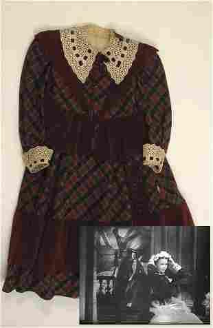 Margaret O' Brien Dress from Jane Eyre