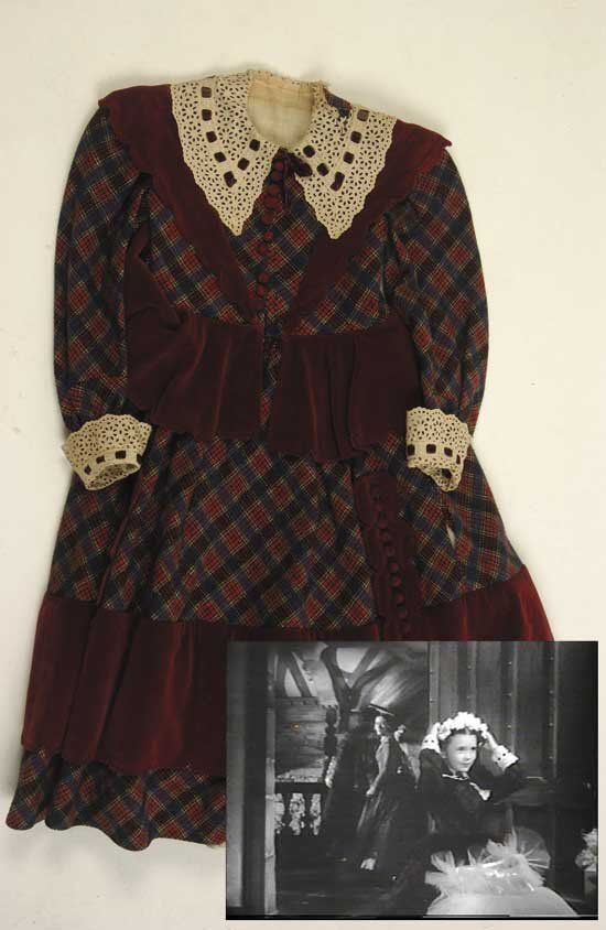 Margaret O' Brien Dress from Jane Eyre