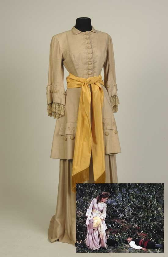 Maureen O' Hara Costume from The Black Swan
