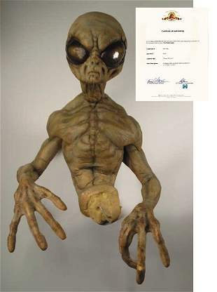 Alien Prop from TV Series Outer Limits