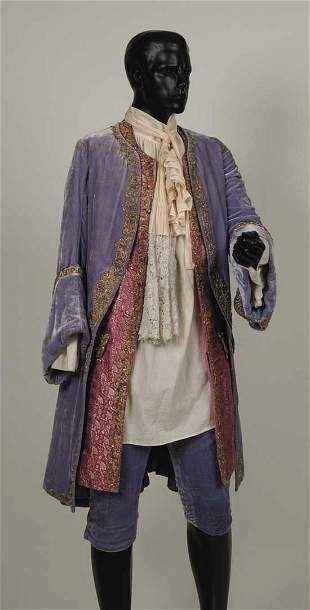 Tim Roth Rob Roy Elaborate Screen Worn Outfit