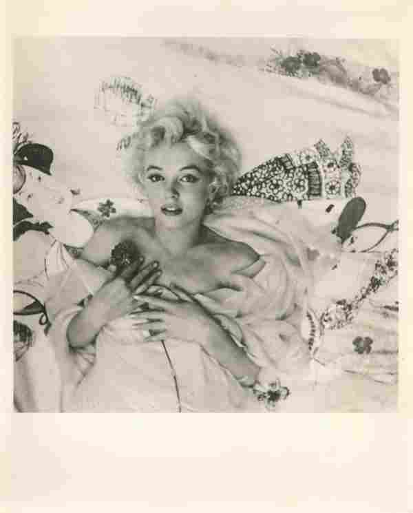 169: MARILYN MONROE CECIL BEATON PHOTOGRAPH
