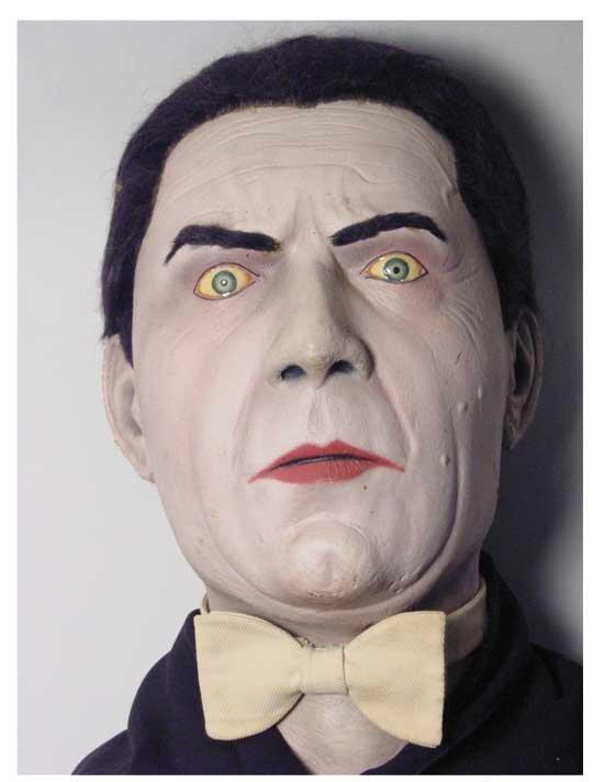 Bela Lugosi Stage Worn Dracula Bow Tie