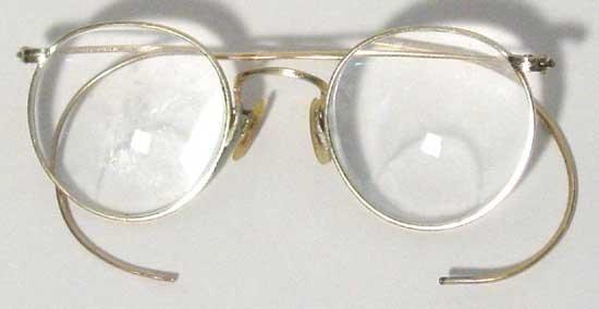Van Helsing's Glasses from Dracula