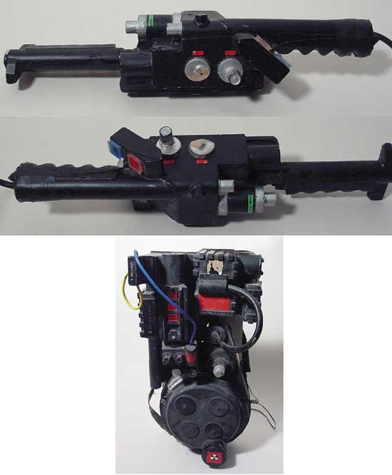 Ghostbusters II Prop Proton Pack From Film