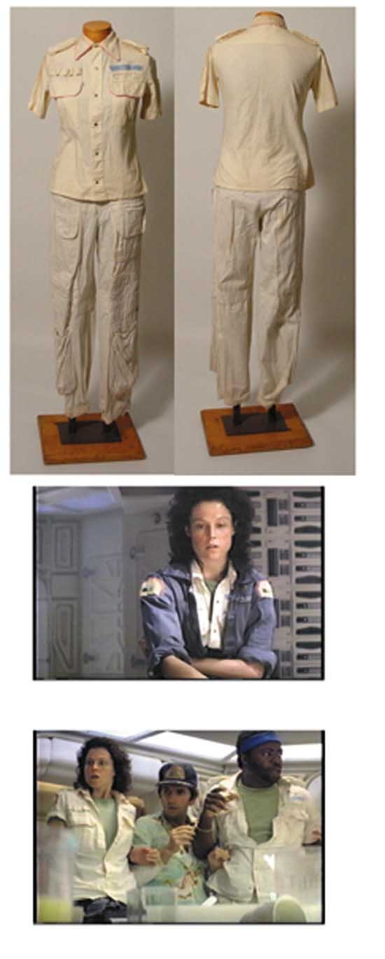 Sigourney Weaver Outfit Worn in Alien (1979)