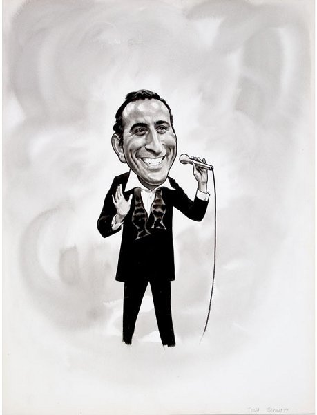 16: Tony Bennett Original Published Art