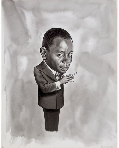18: Flip Wilson Original Published Art