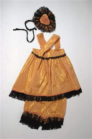 LIFE WITH JUDY GARLAND: Gumm Sister Costume 1