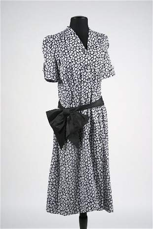 LIFE WITH JUDY GARLAND: 1939 tour dress for O
