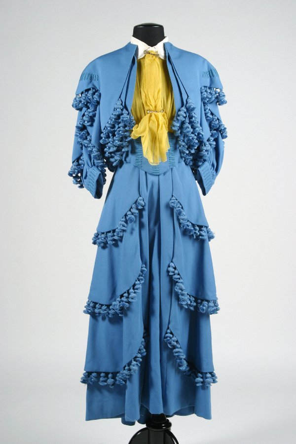 LIFE WITH JUDY GARLAND: ST. LOUIS party dress