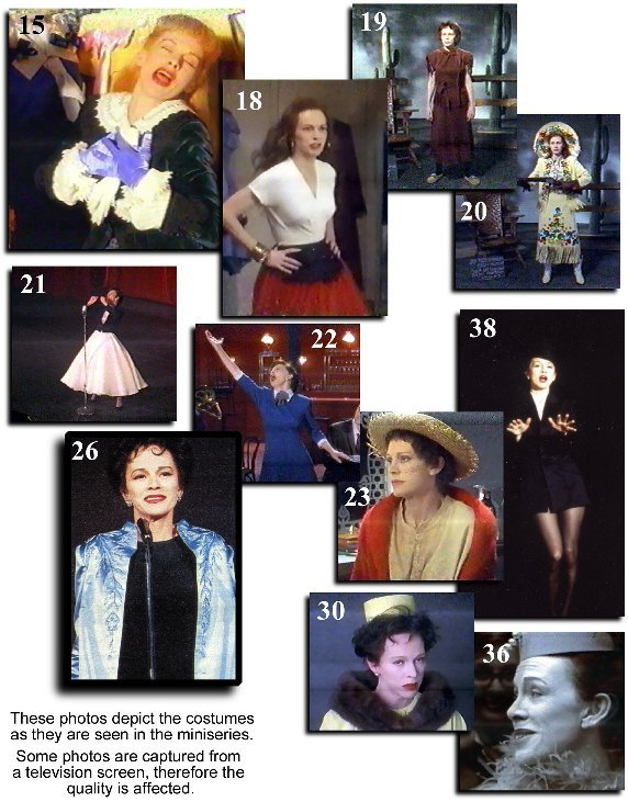 """LIFE WITH JUDY GARLAND: """"Trolley Song"""" Costum - 3"""