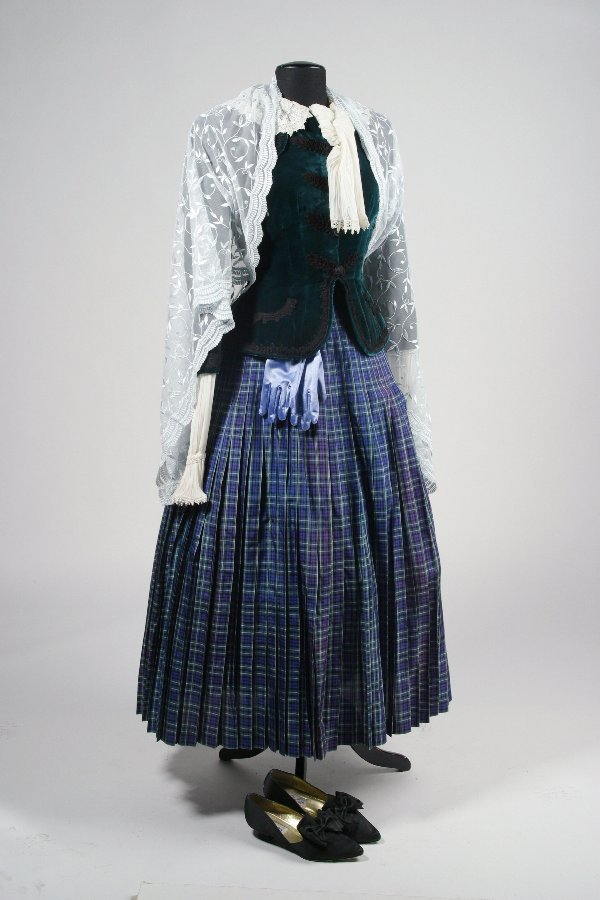 """LIFE WITH JUDY GARLAND: """"Trolley Song"""" Costum - 5"""