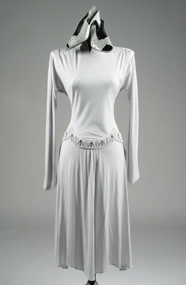 LIFE WITH JUDY GARLAND: Wedding Dress 1945