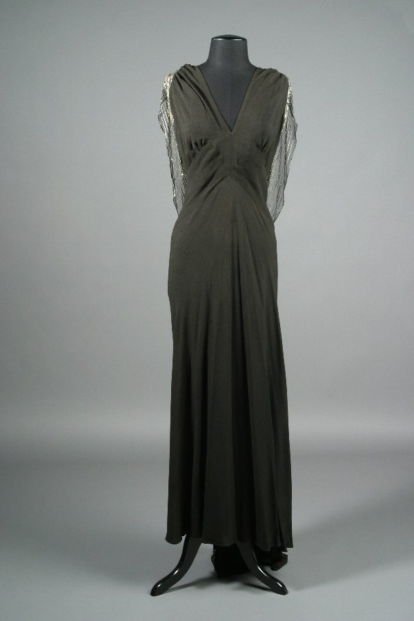 3: Barbra Streisand Custom Vintage Dress